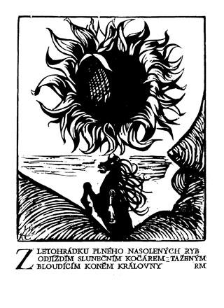 Sluneční kočár (cyklus Počátky a konce)
