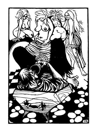 Piják až za hrob – Villon