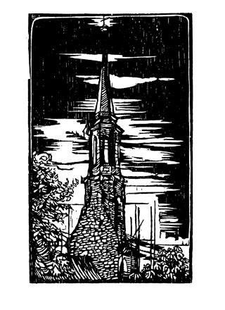 Sv. Kateřina v Praze